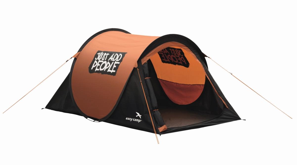 Easy Camp Pop-Up Zelt FUNSTER Gold Flame
