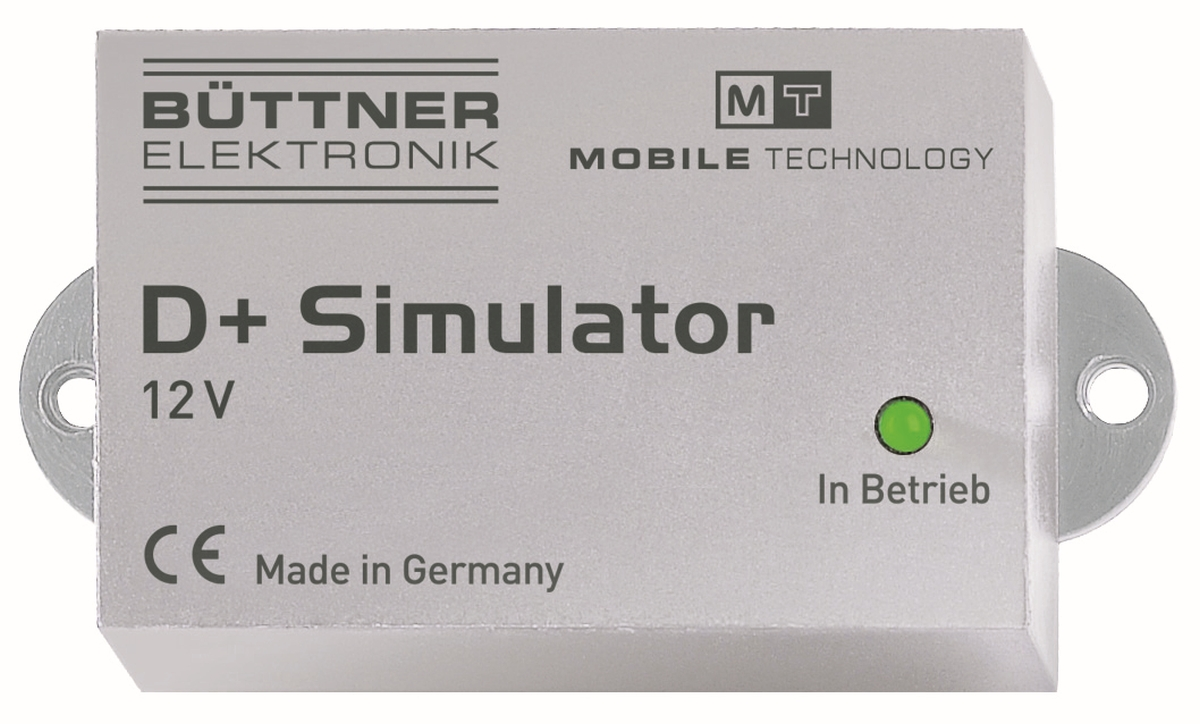 Büttner D+ Simulator