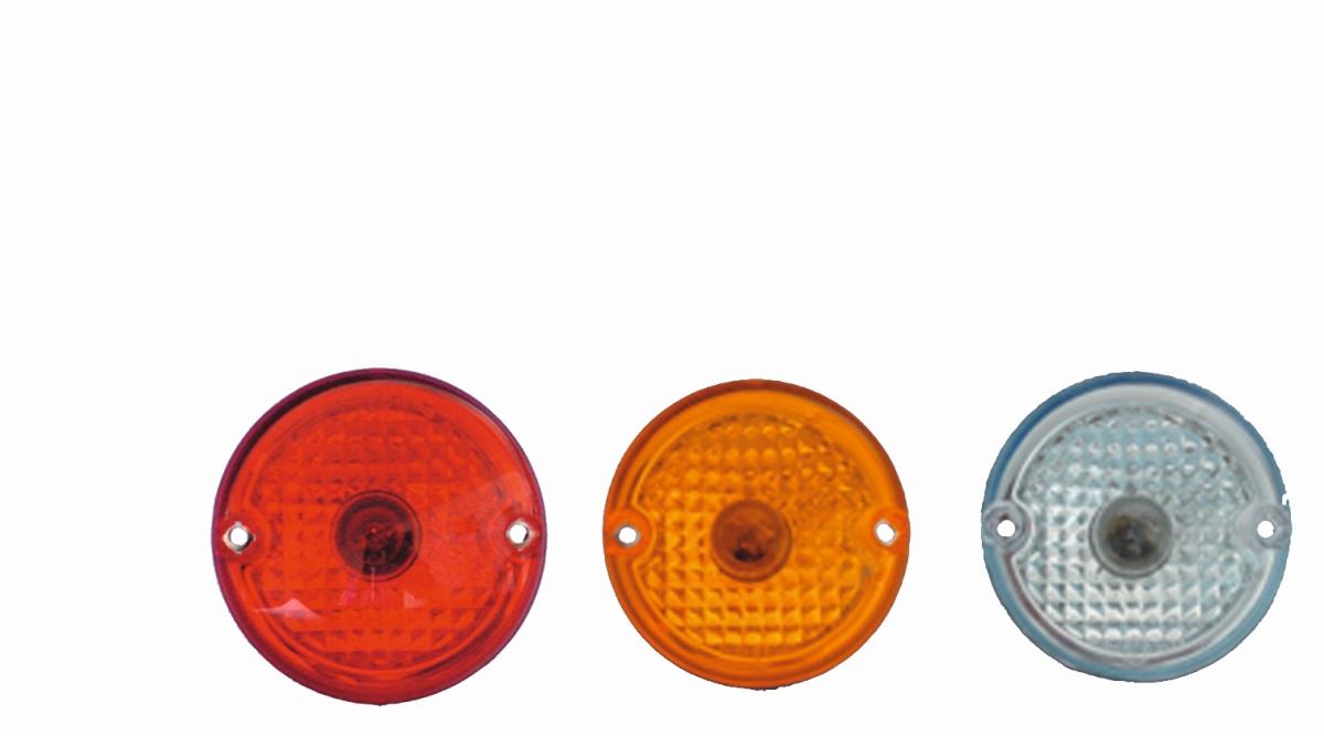 JOKON Rundleuchte Typ 710, Brems-Schlussleuchte