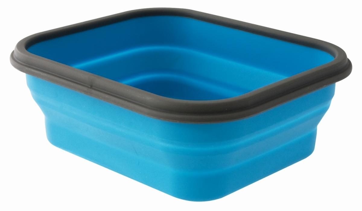 EuroTrail Faltbare Frischhaltebox M blau