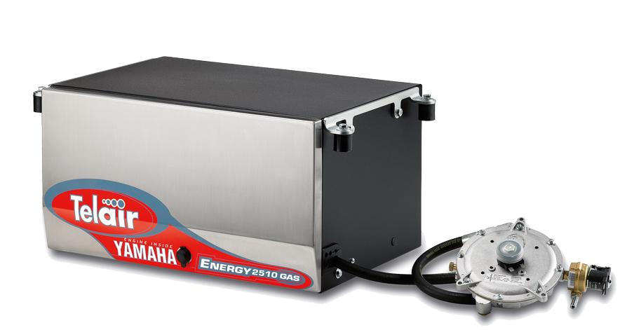 Telair Stromerzeuger ENERGY 2510 GAS