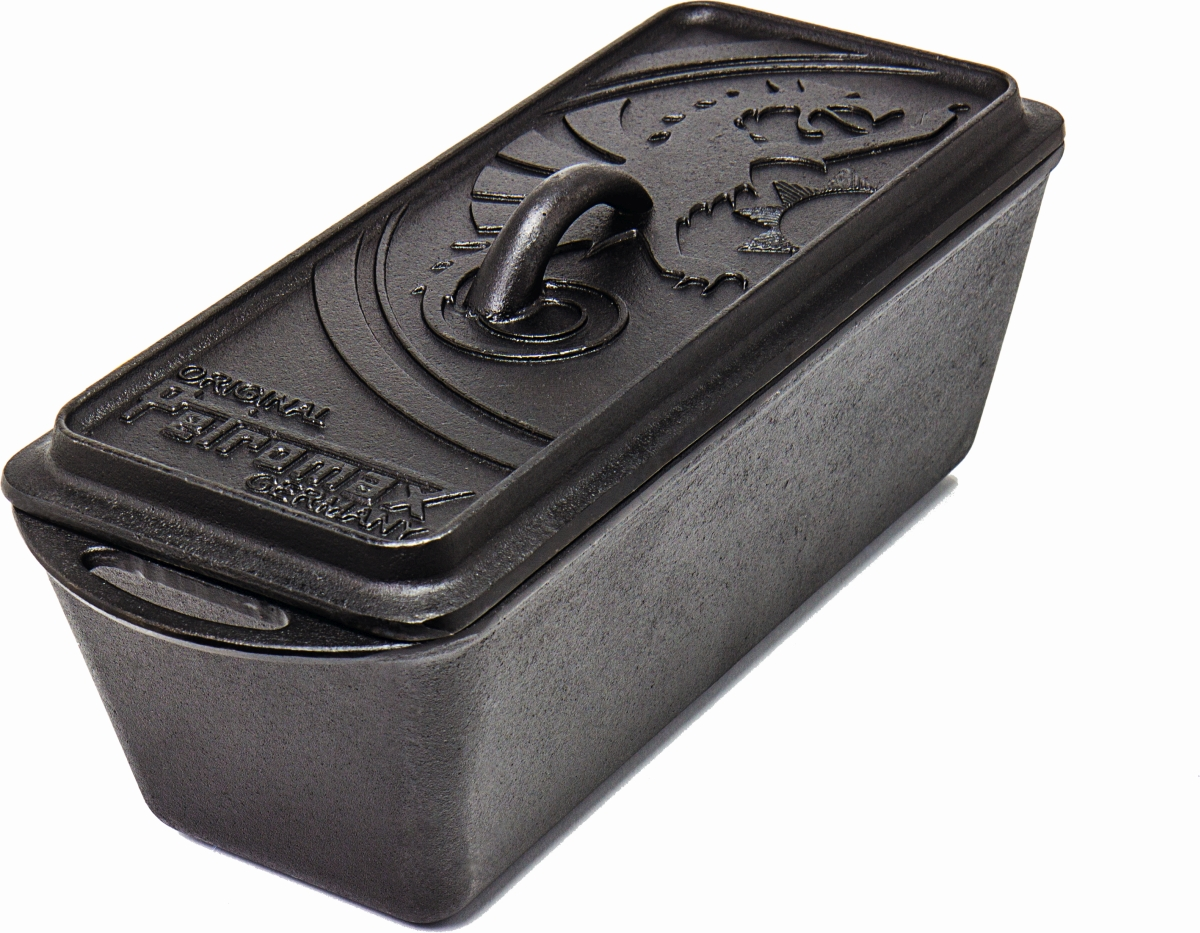 Petromax Kastenform Feuertopf k4 2,4 l