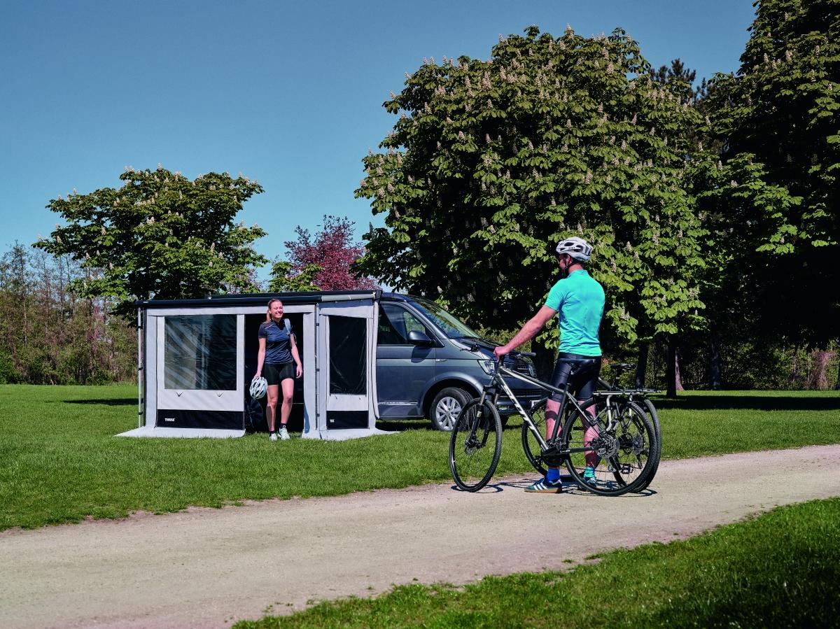 Thule Residence G3 für VW T5/T6 Komplett-Zelt