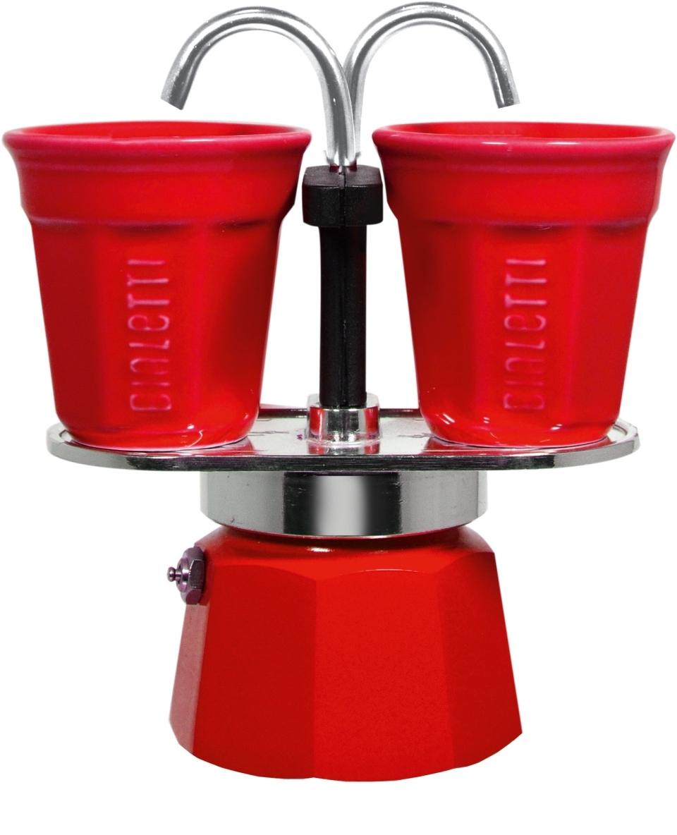 Bialetti Set Mini Express rot