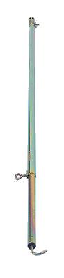 Dachhakenstange Alu, 170-250 cm, 25 mm