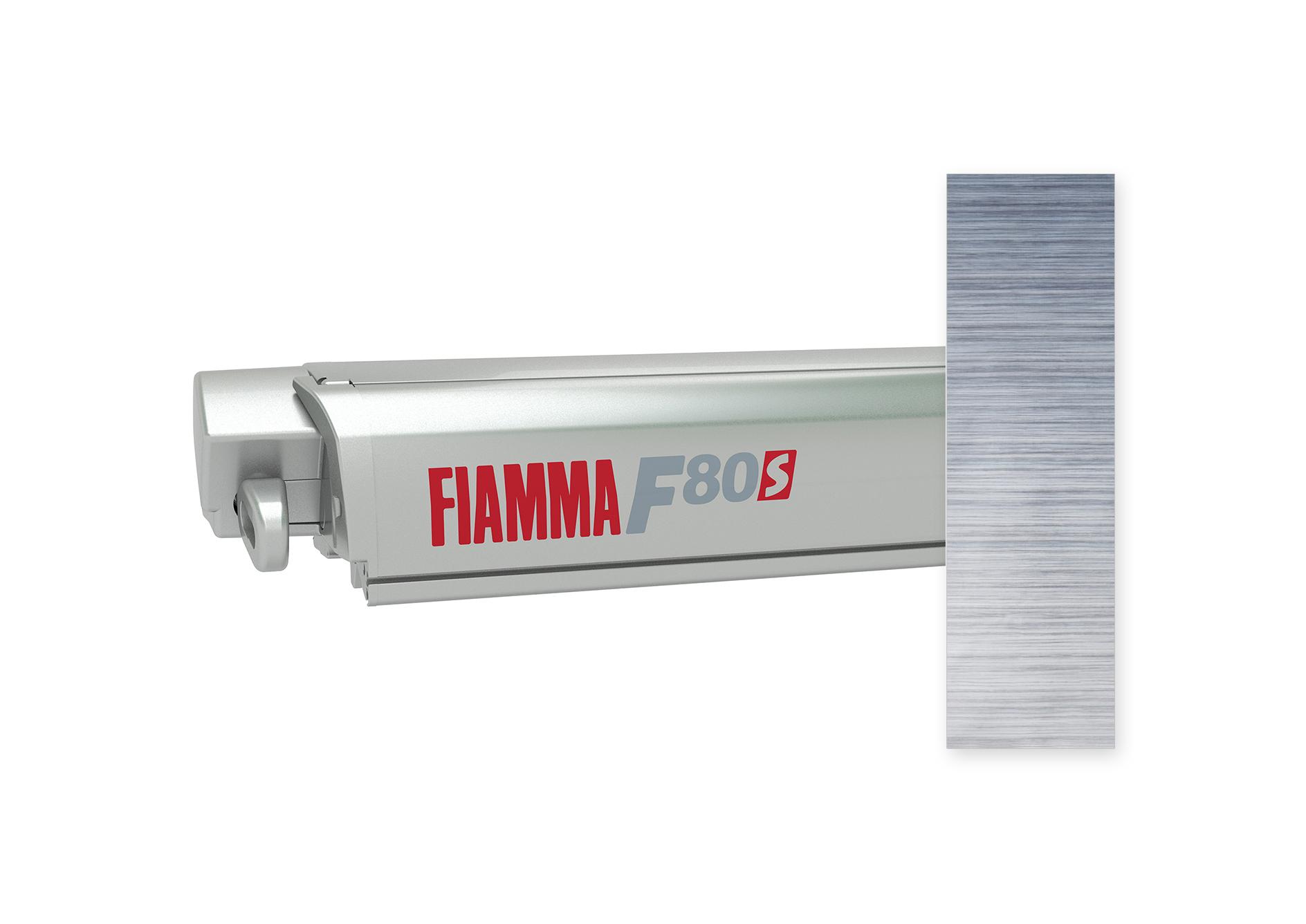 Fiamma F80S Markise titanium 290 cm Royal Blue