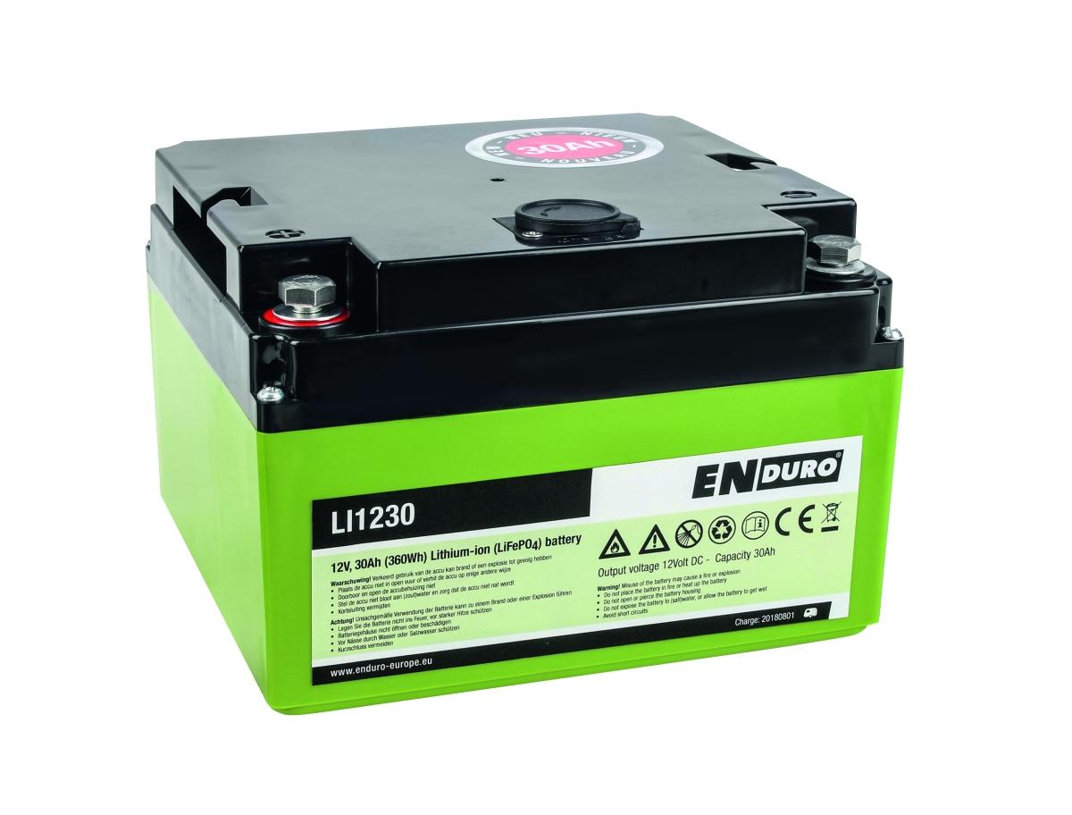 ENDURO® Lithium Batterie LI1230