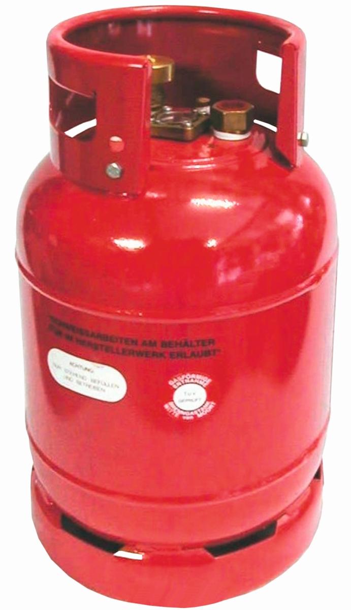 Gug Brenngas-Tankflasche 23 Liter