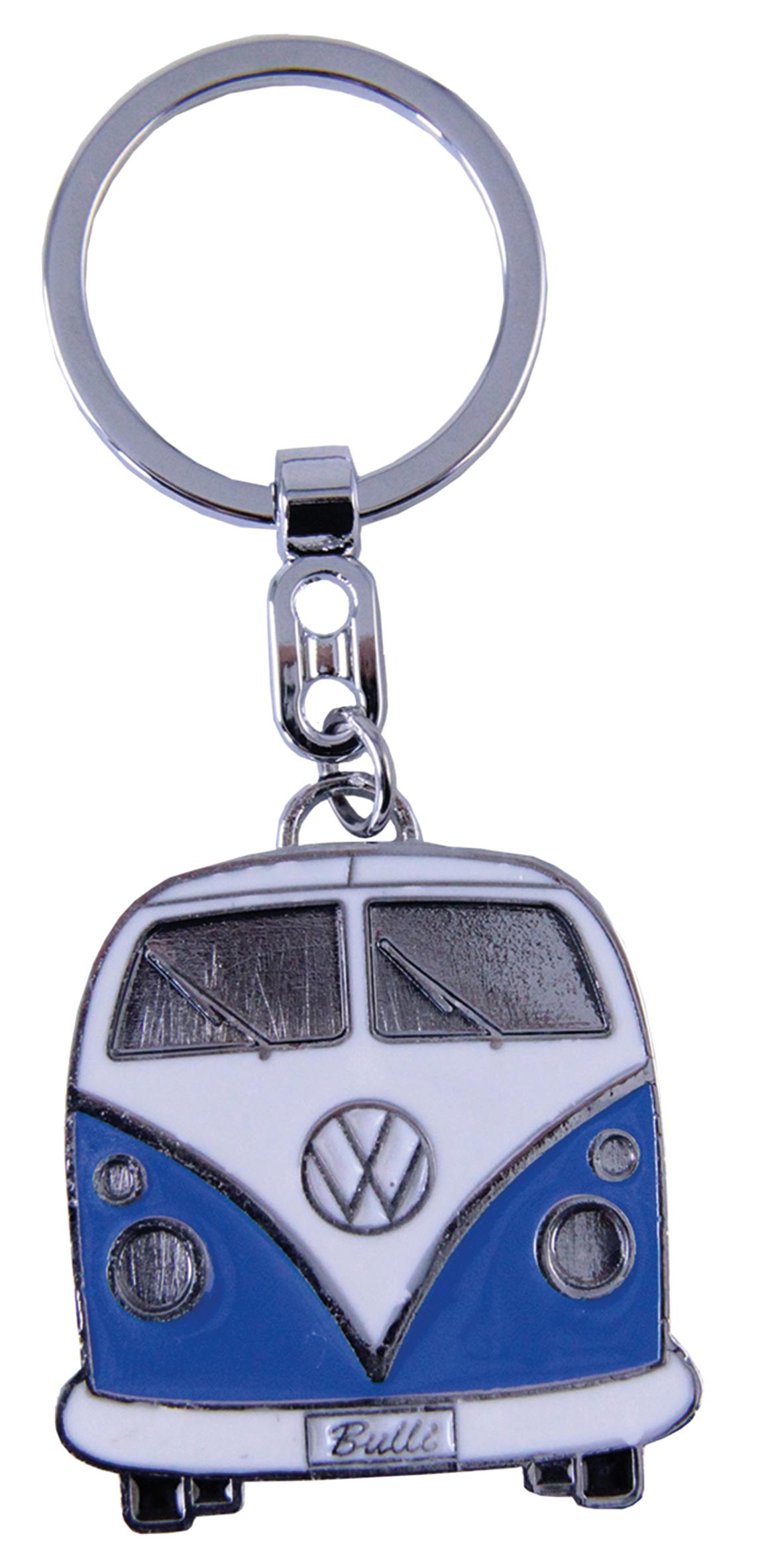 VW Collection Schlüsselanhänger blau