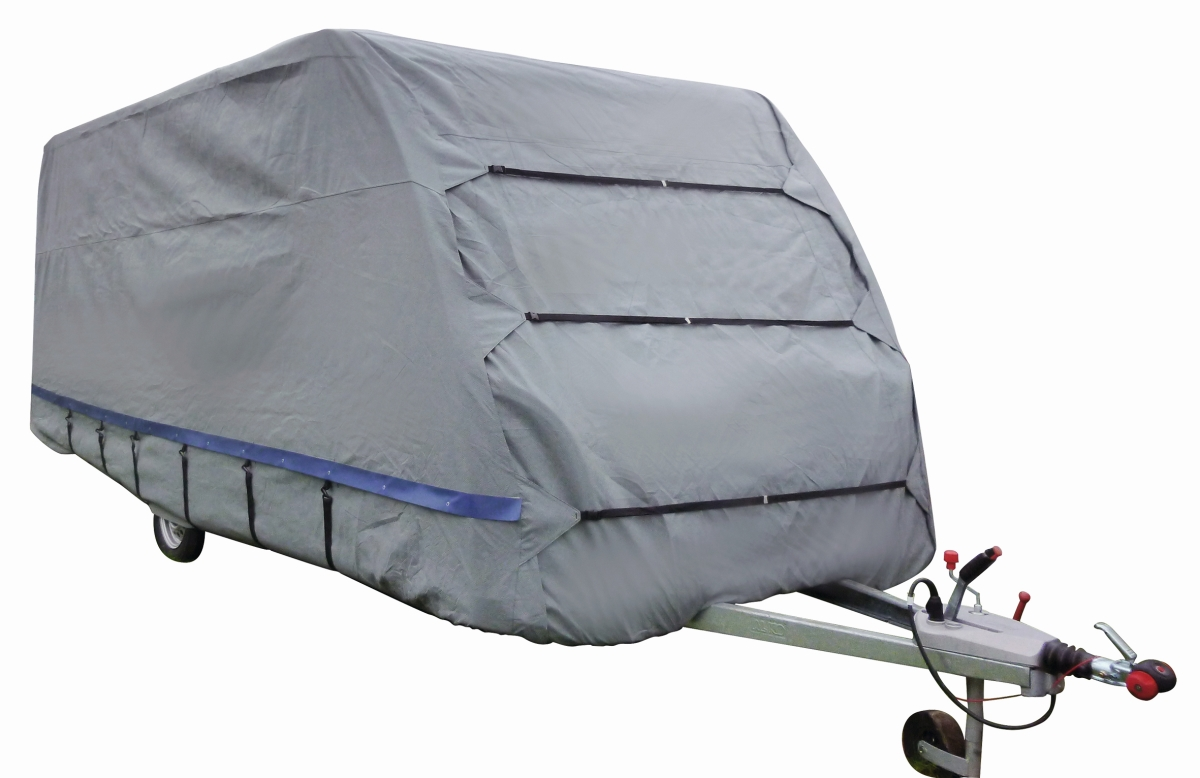 Hindermann Schutzhülle Wintertime Caravan 630 cm