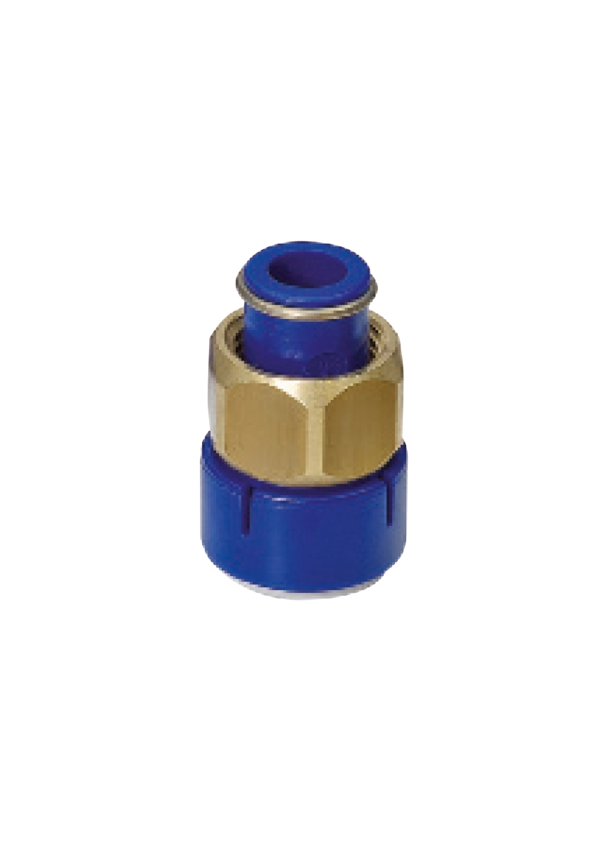 UniQuick Gerader Verbinder R1/2 12 mm