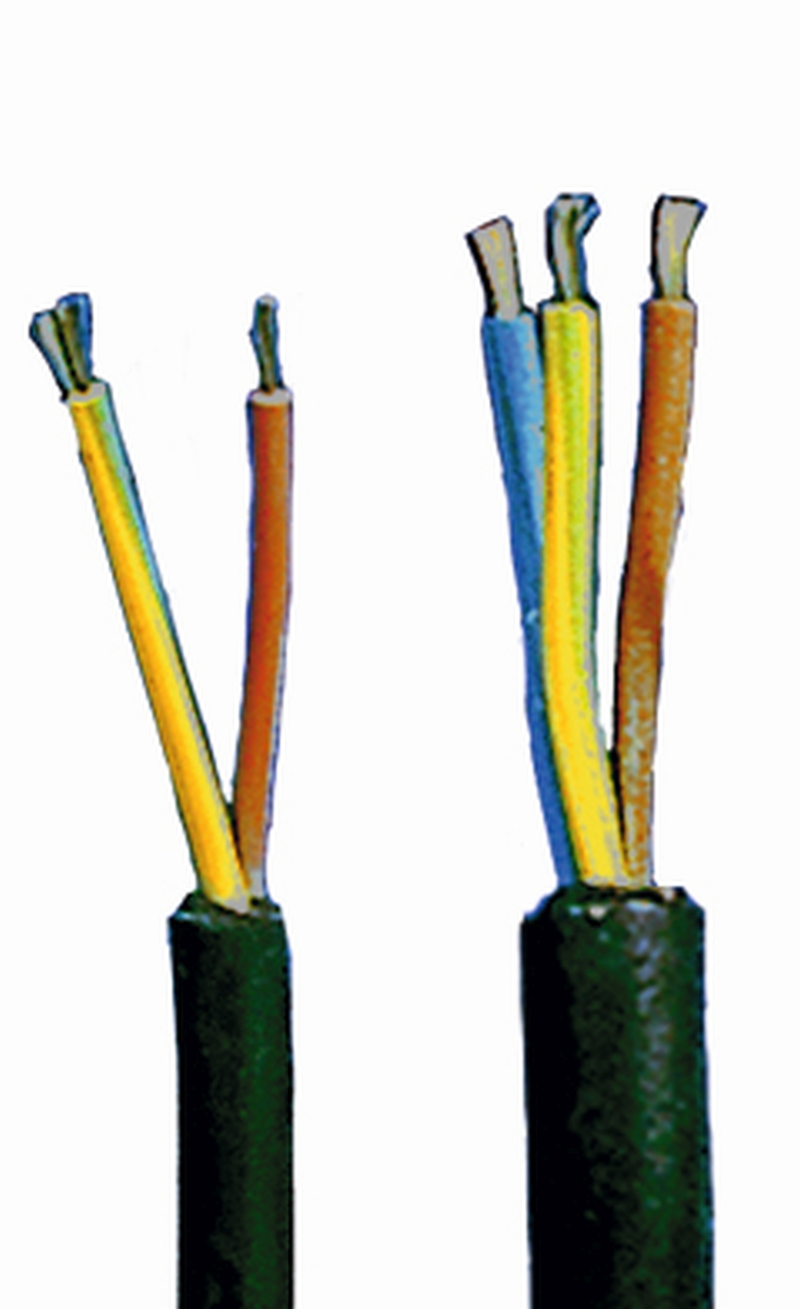 Elektrokabel 220 V 3x2,5