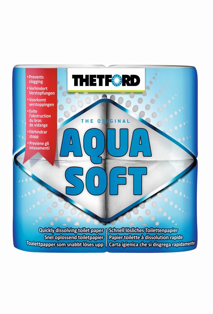Thetford AQUA SOFT 4er-Pack