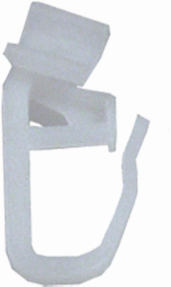 Gardinengleiter für einläufiges U-Profil 10er-Pack