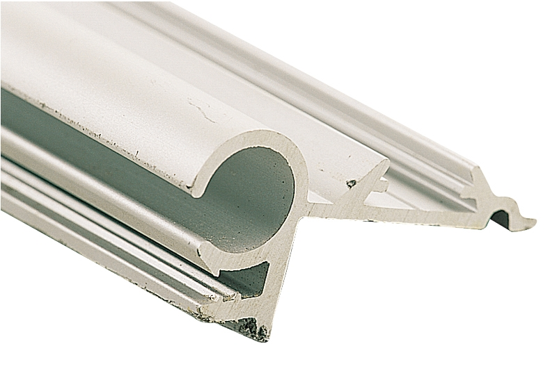 Aluminium-Profil 27 x 13,6 mm