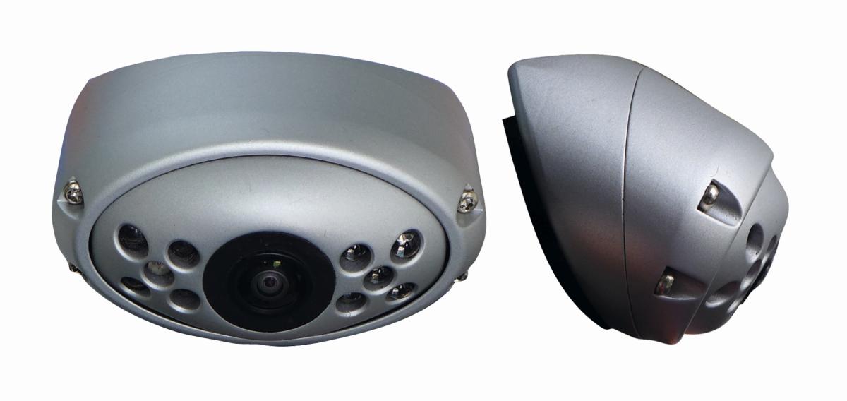 Car Guard 120° Rückfahrkamera silber