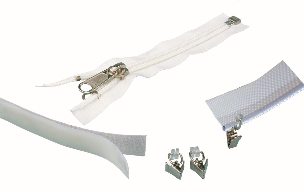 YKK Reißverschluss 175 cm teilbar, einfach