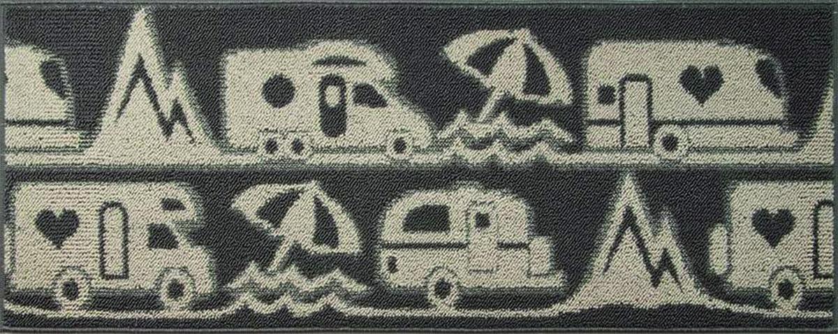 Teppichläufer MASTER CAMP taupe