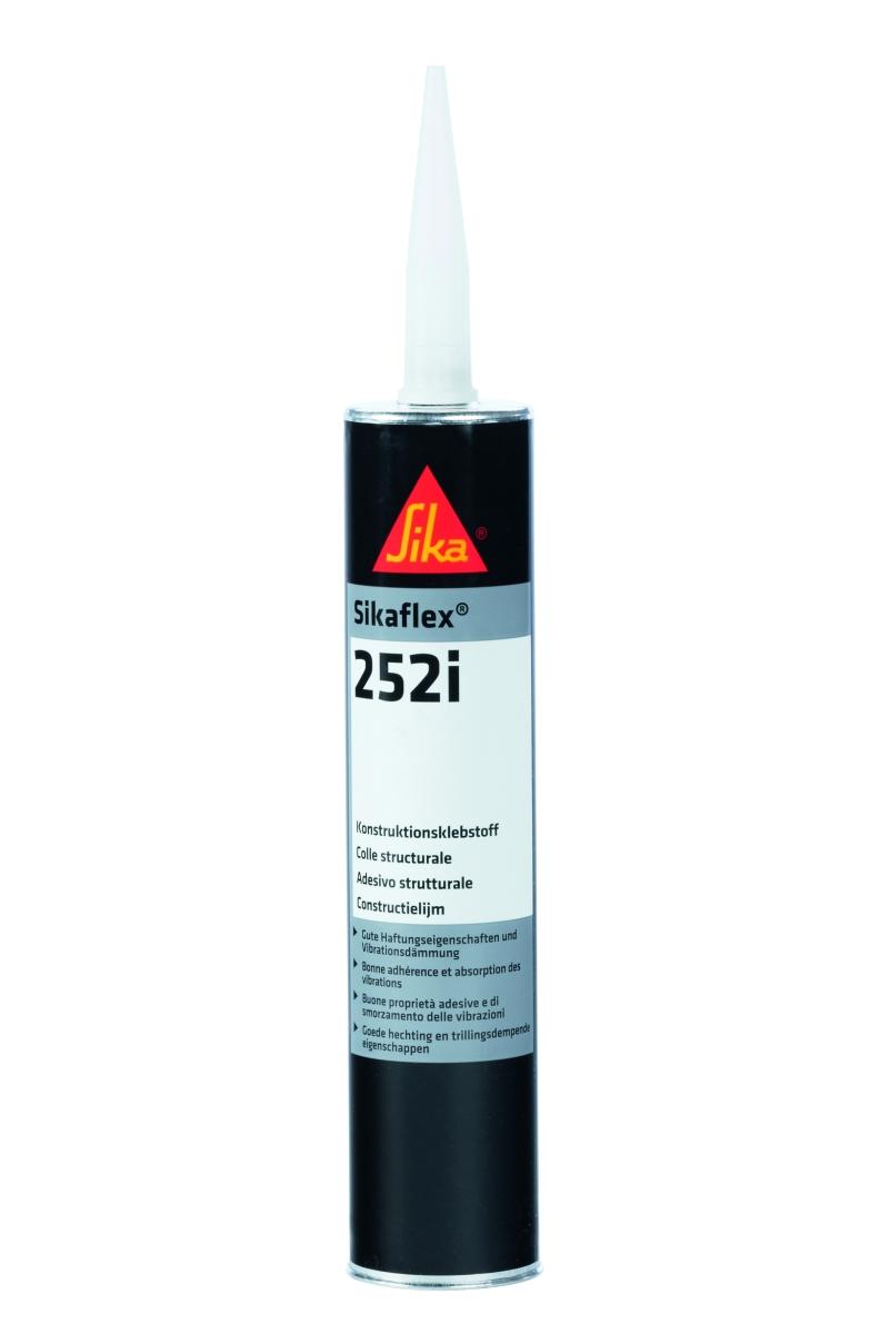 Sikaflex 252i schwarz, 300 ml