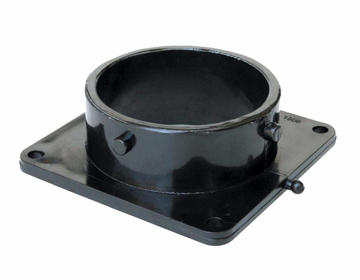 Passstüc. für Bajonettanschluss 78/89 mm