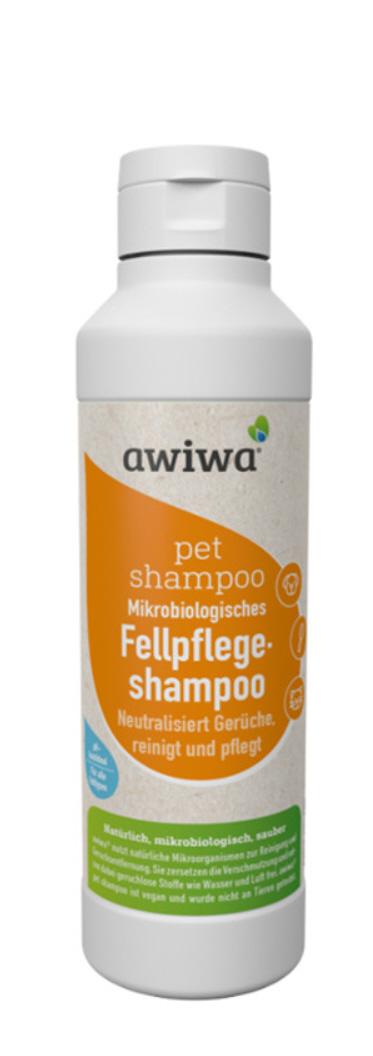 Fellpflegeshampoo awiwa® pet 250ml