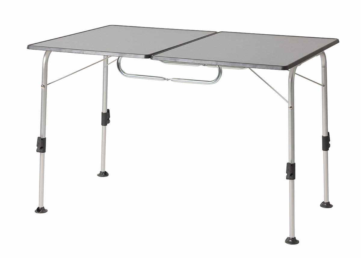 Dukdalf Tisch STABILIC TWIN, anthrazit