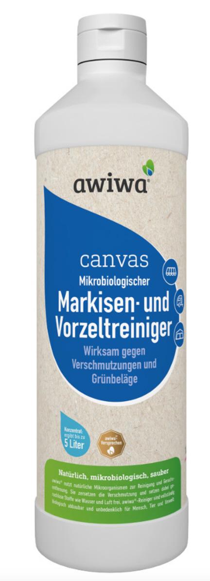awiwa Vorzelt- und Markisenreiniger Flasche 1000 ml
