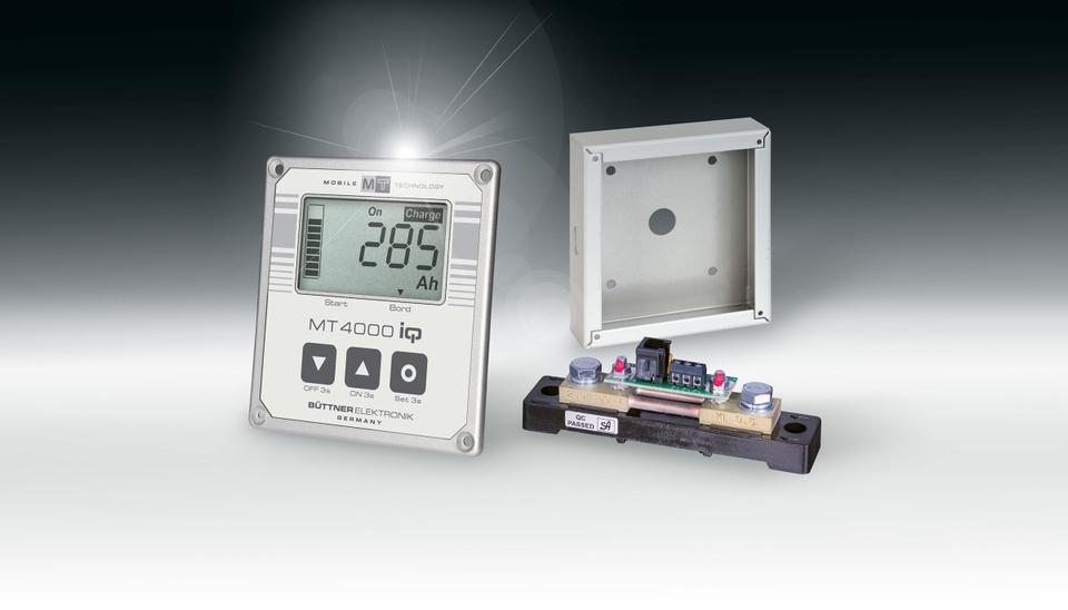 Bütter MT 4000 iQ Batterie-Computer 200A
