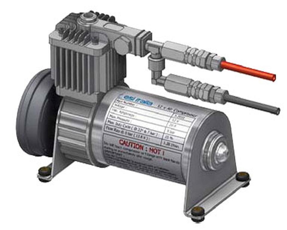 Kuhn Auto Technik Kompressor Luftfeder-Systeme