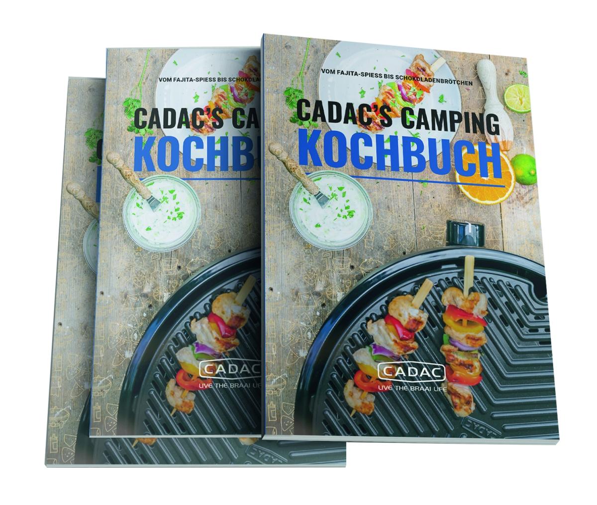 CADAC Camping- Kochbuch