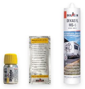 SOLARA Klebeset Fix Pack