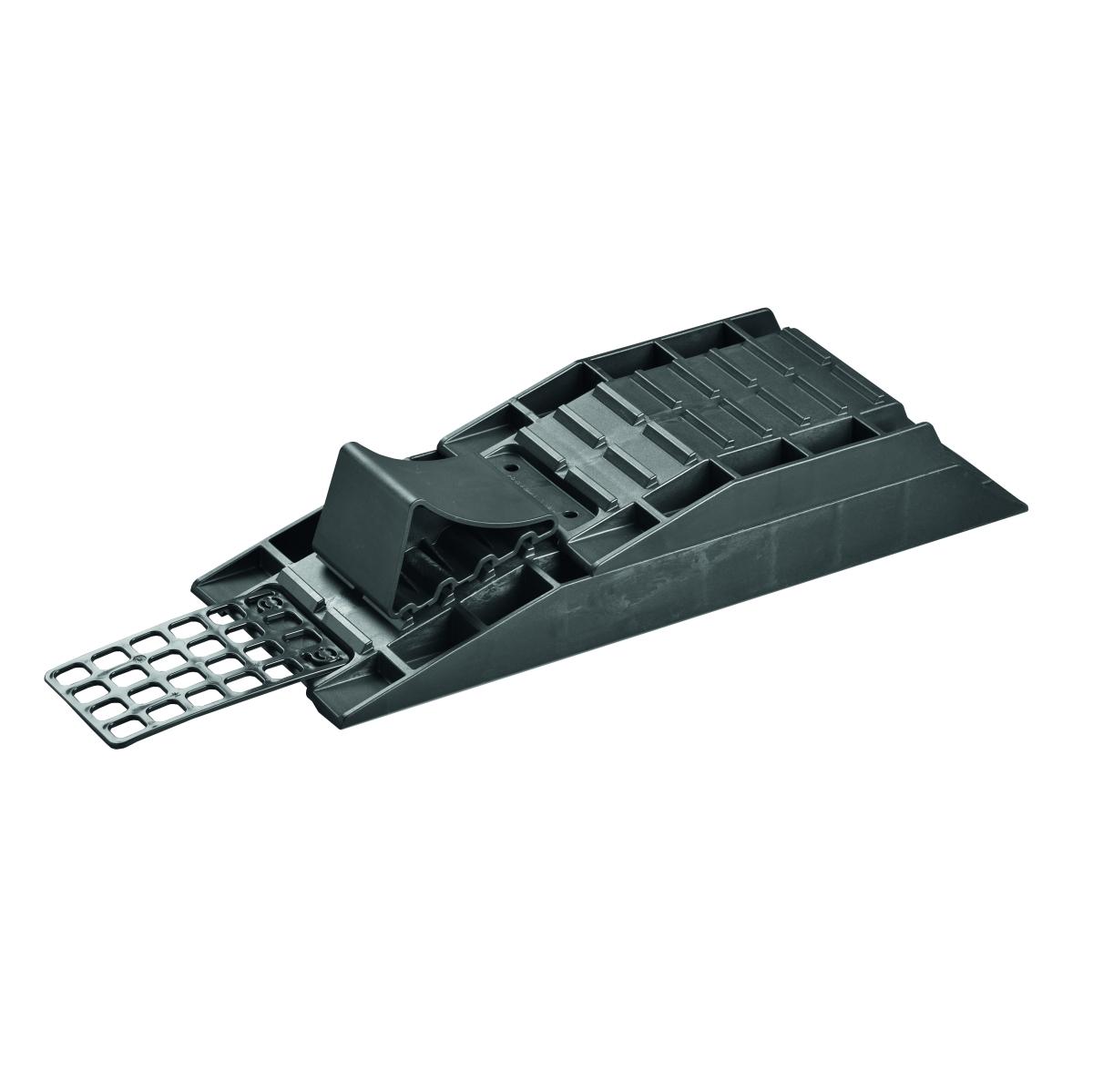 FROLI Wohnwagen-Set 4-teilig schwarz
