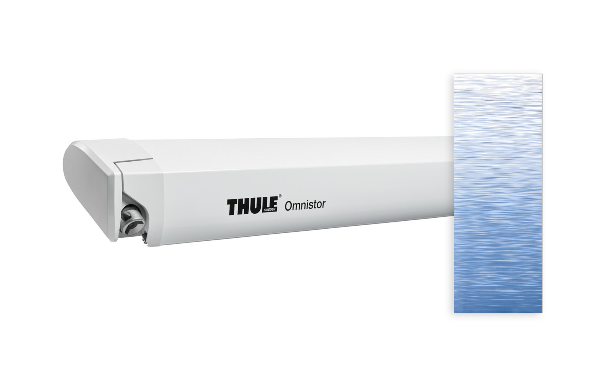 Thule Omnistor 6300 weiß 375x250 cm, Saphir Blau
