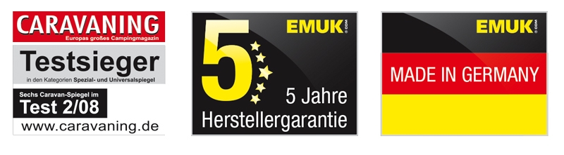 EMUK-Spiegel Renault