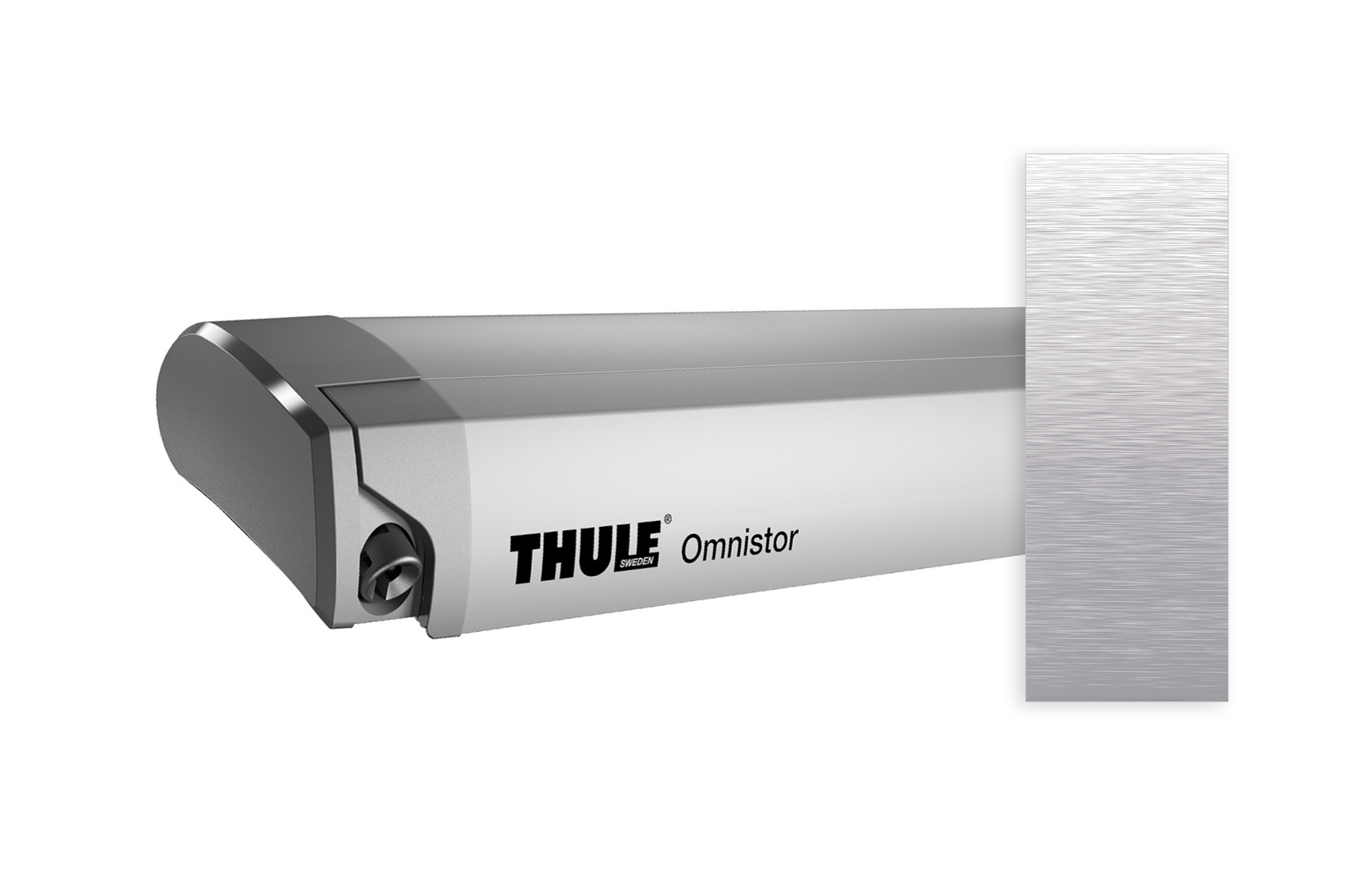 Thule Omnistor 9200 eloxiert 400x300 cm, Mystic Grau