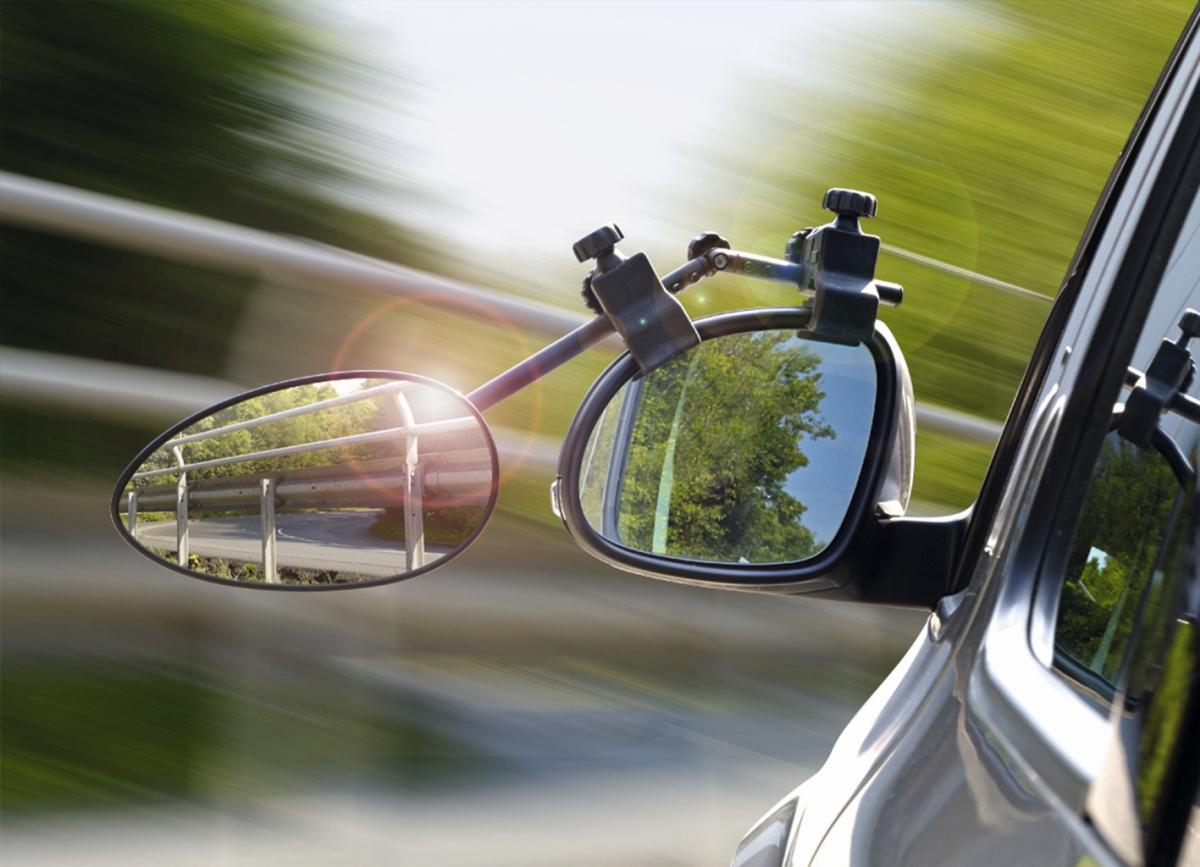 REICH Speed-Fix Mirror Flachglas 2er Set