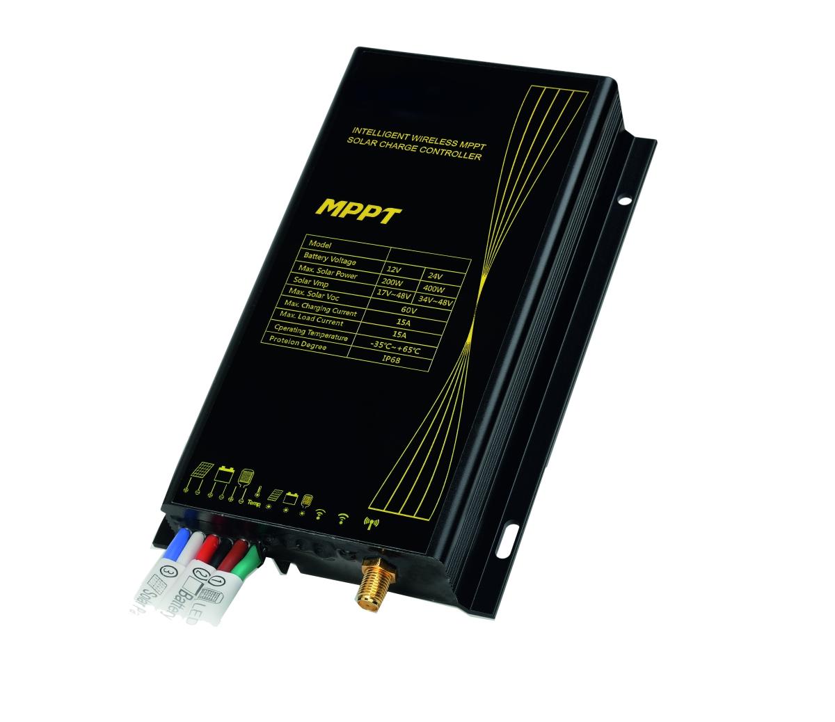 Vechline Solarregler 15 A MPPT