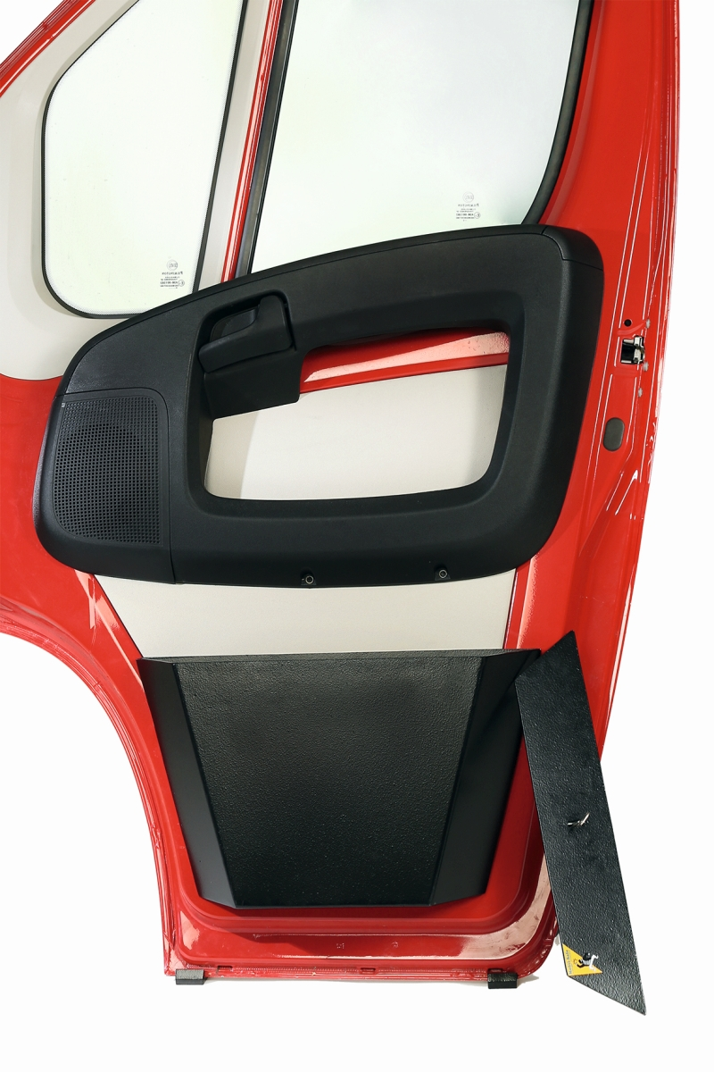 Mobil-Safe Tür-Safe für Fiat Ducato 2006-2019