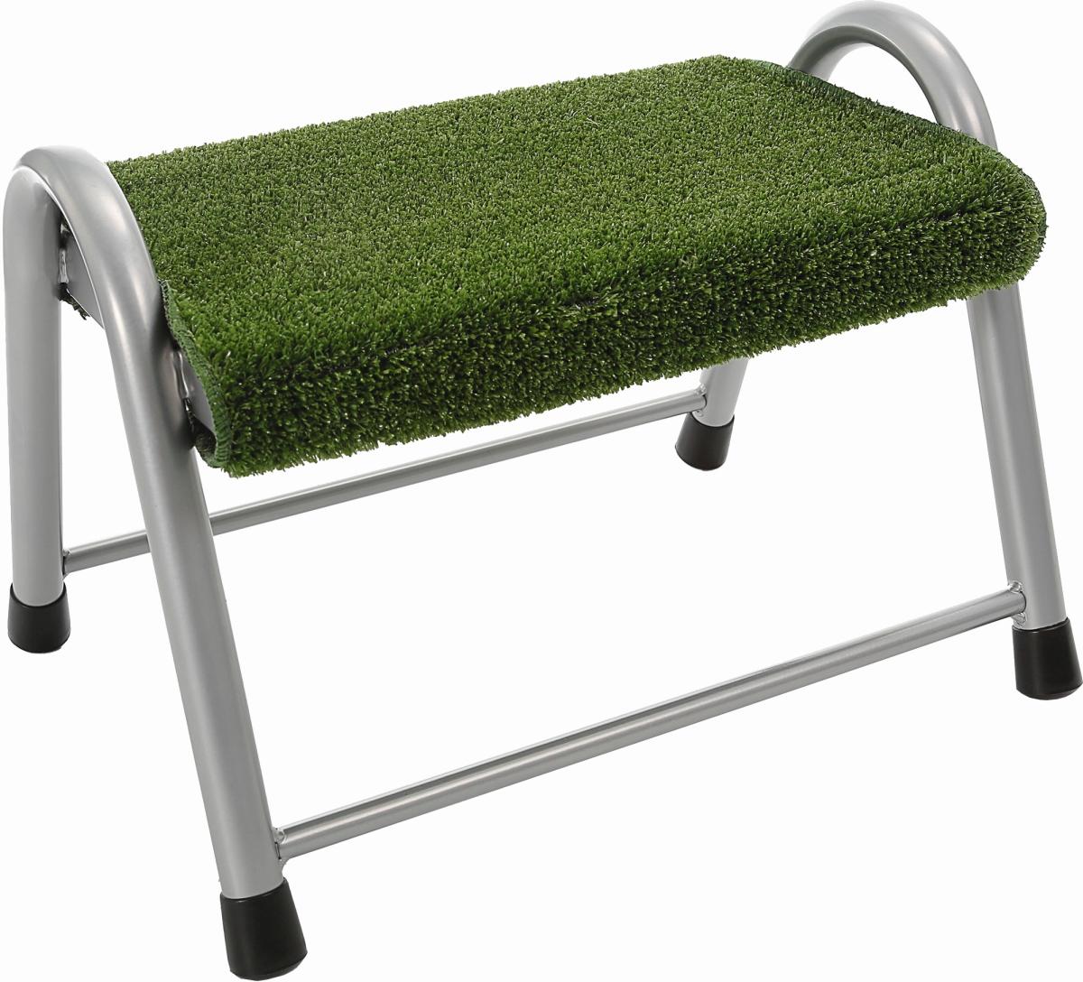 Trittstufen-Fußmatte STEPPER MOVE grün