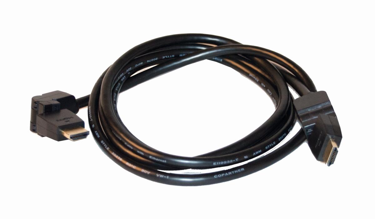 HDMI-Kabel drehbar