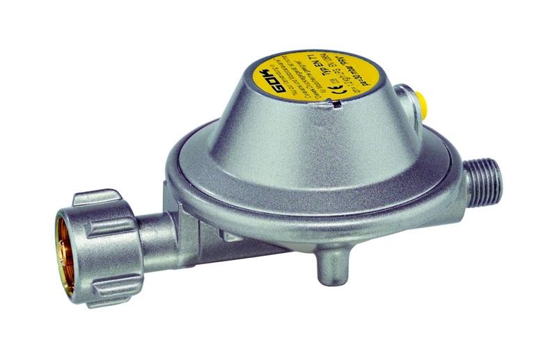 GOK Niederdruckregler 1,2 kg/h 30 mbar EN71