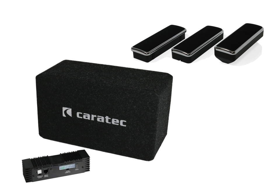 Caratec Audio Soundsystem CAS204D