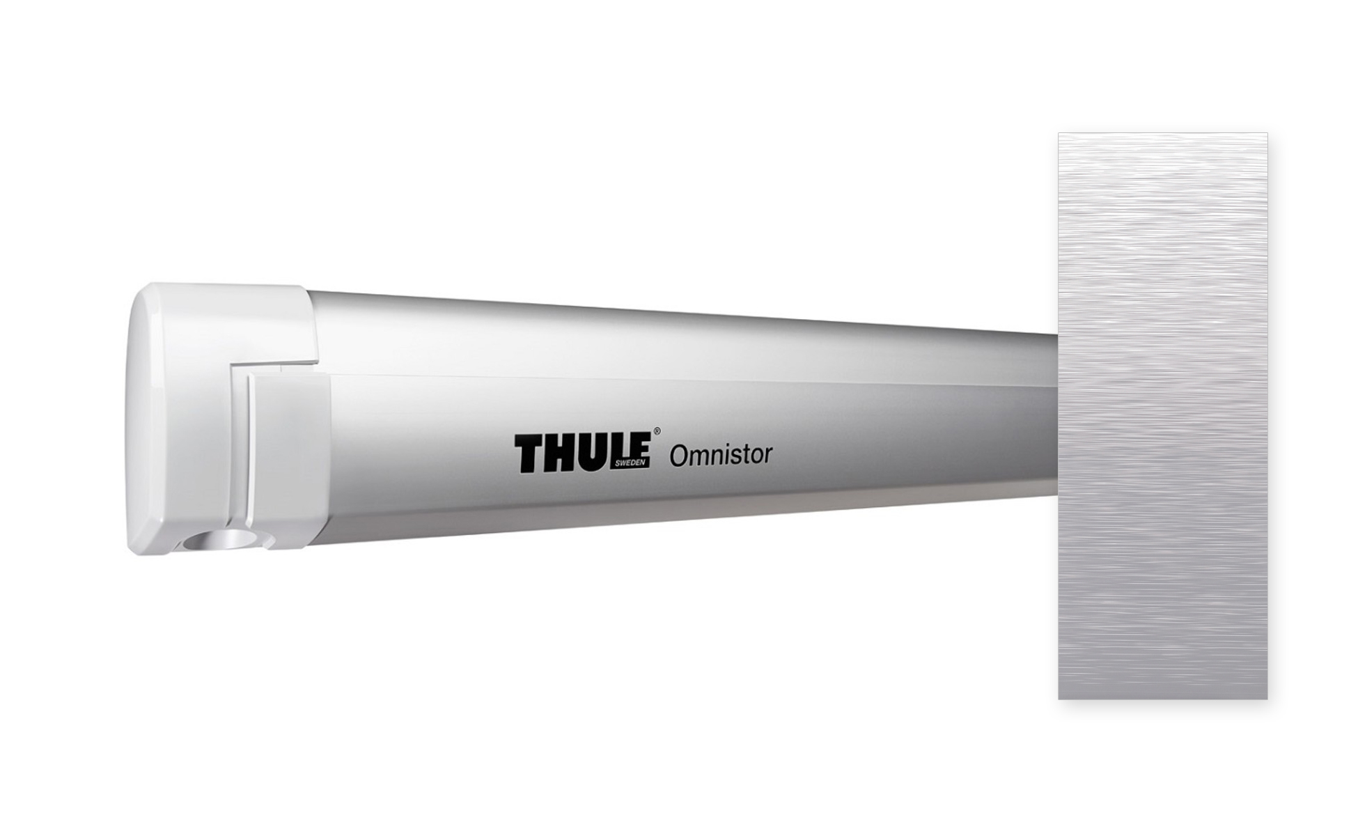 Thule Omnistor 5200 eloxiert 400x250 cm, Mystic Grau