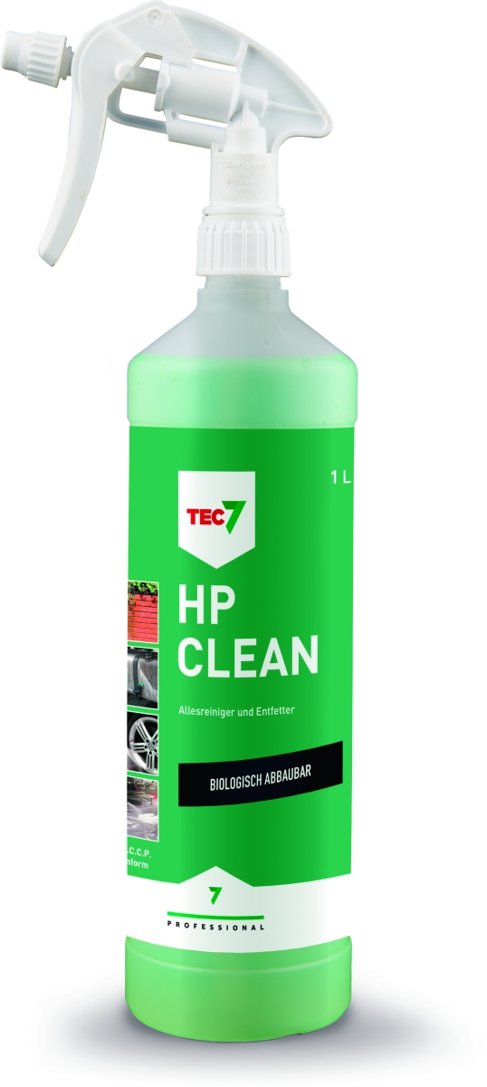 TEC7 HP Clean, 1 Liter