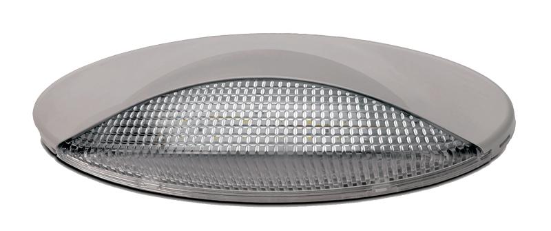 LED-Vorzeltleuchte WAVE silber