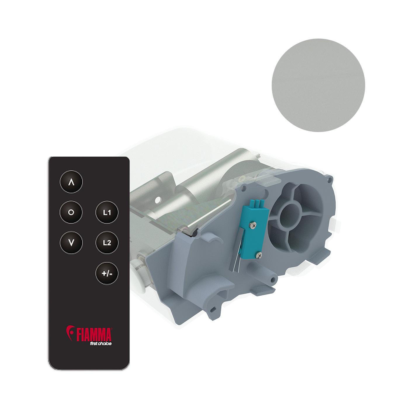 Fiamma Motor Kit Plus F80S 12V titanium