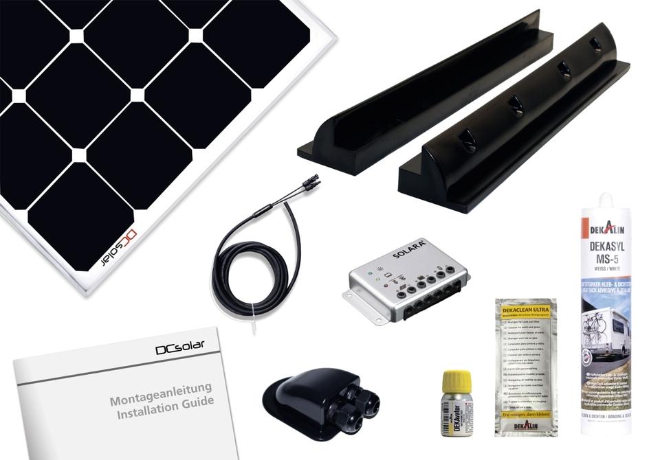 SOLARA DCsolar Power Set