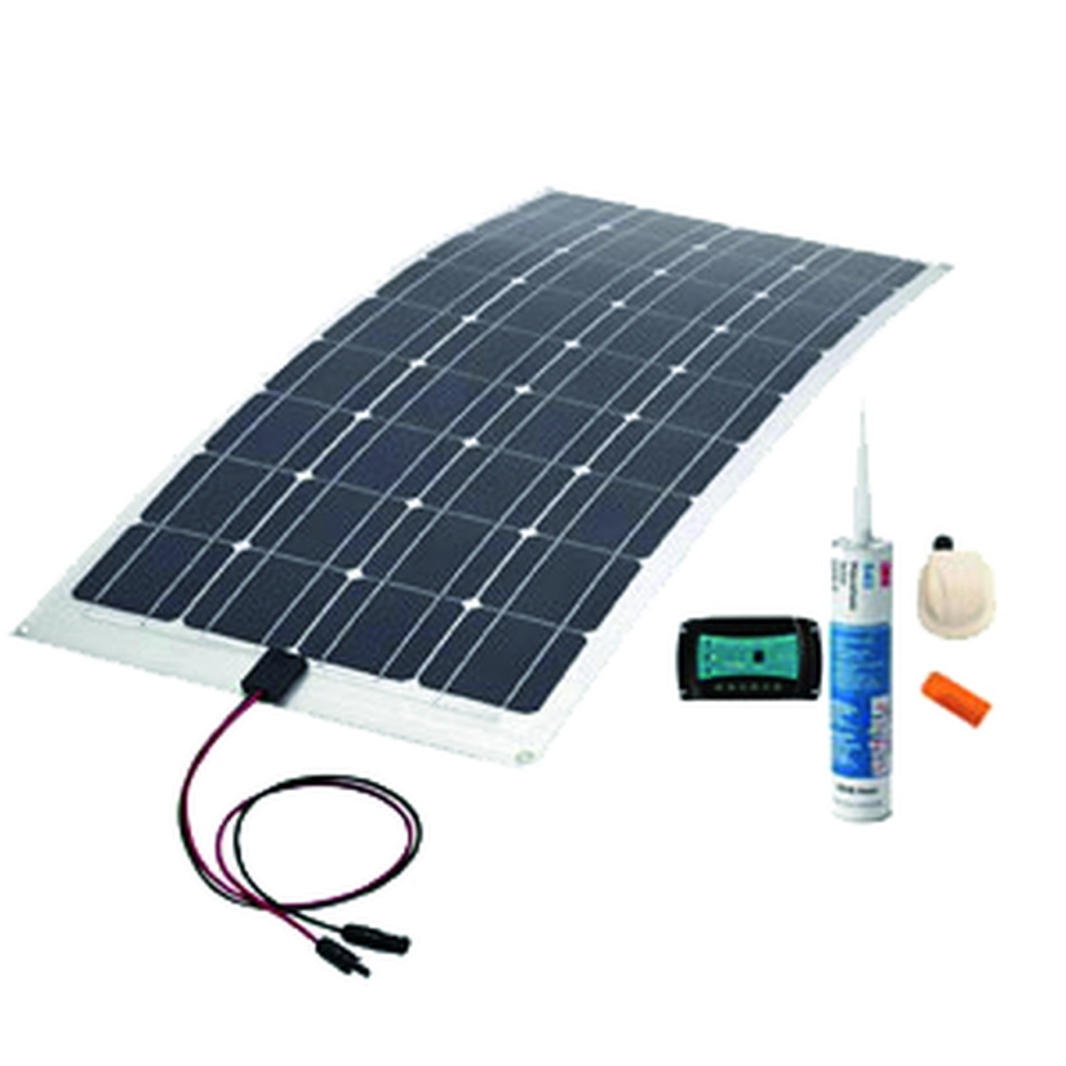 TOP HIT Solarpaket Flex 120 W