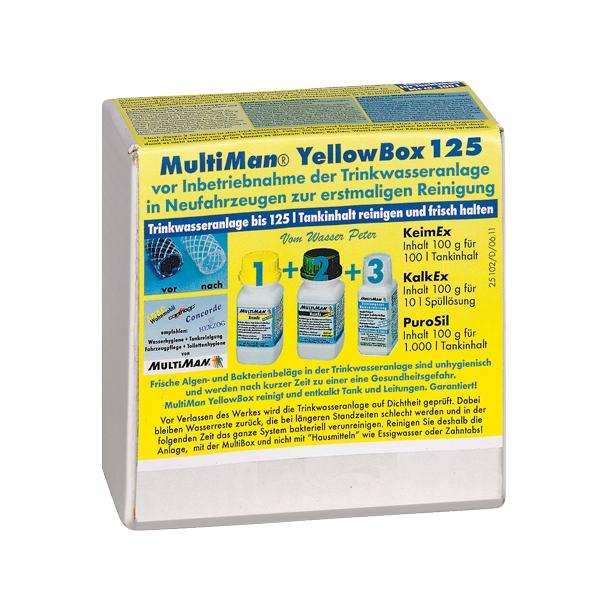 MultiMan YellowBox 250