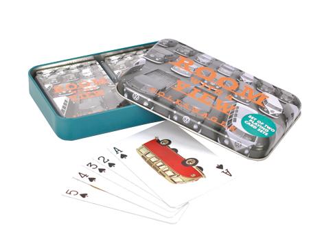 VW Collection Spielkarten-Set